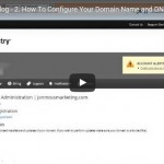 How to Configure Your Domain and DNS